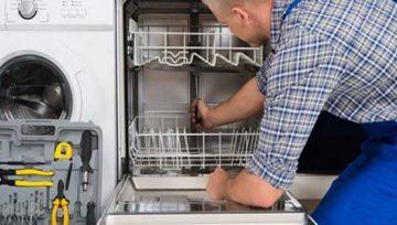 چگونه شیر تخلیه ماشین ظرفشویی را بررسی کنیم؟