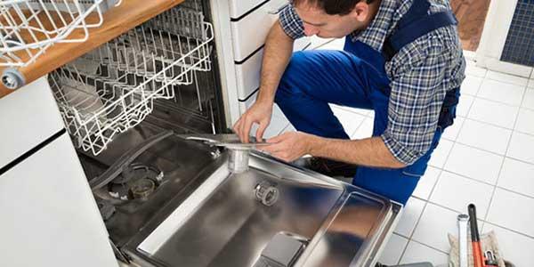 چگونه مونتاژ بی متال ماشین ظرفشویی را تعویض کنیم؟
